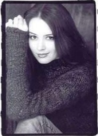 Amy Acker kertas dinding possibly containing a sign and a portrait called Headshots