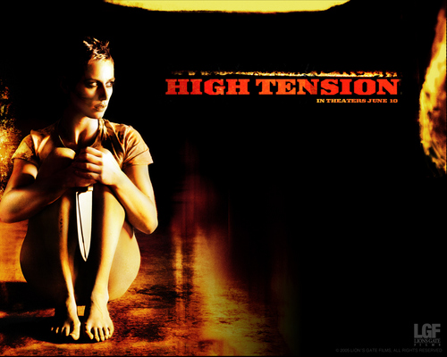 High Tension wallpaper