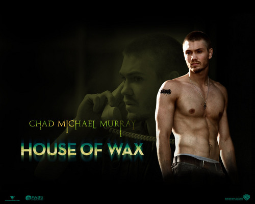 House of Wax kertas-kertas dinding