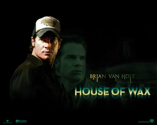 House of Wax 壁纸