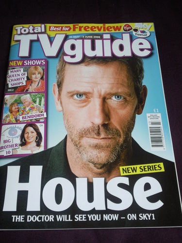 Hugh Laurie (house) - Tv Magazines