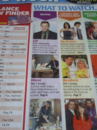 Hugh Laurie (house) - Tv Magazines