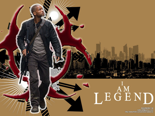 I Am Legend.