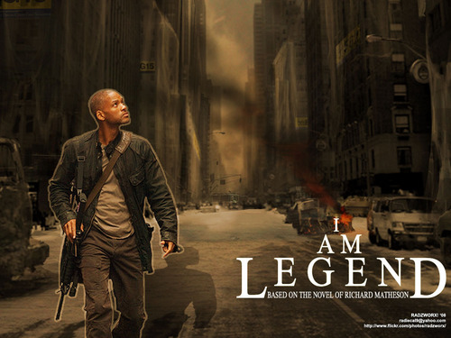 I Am Legend.