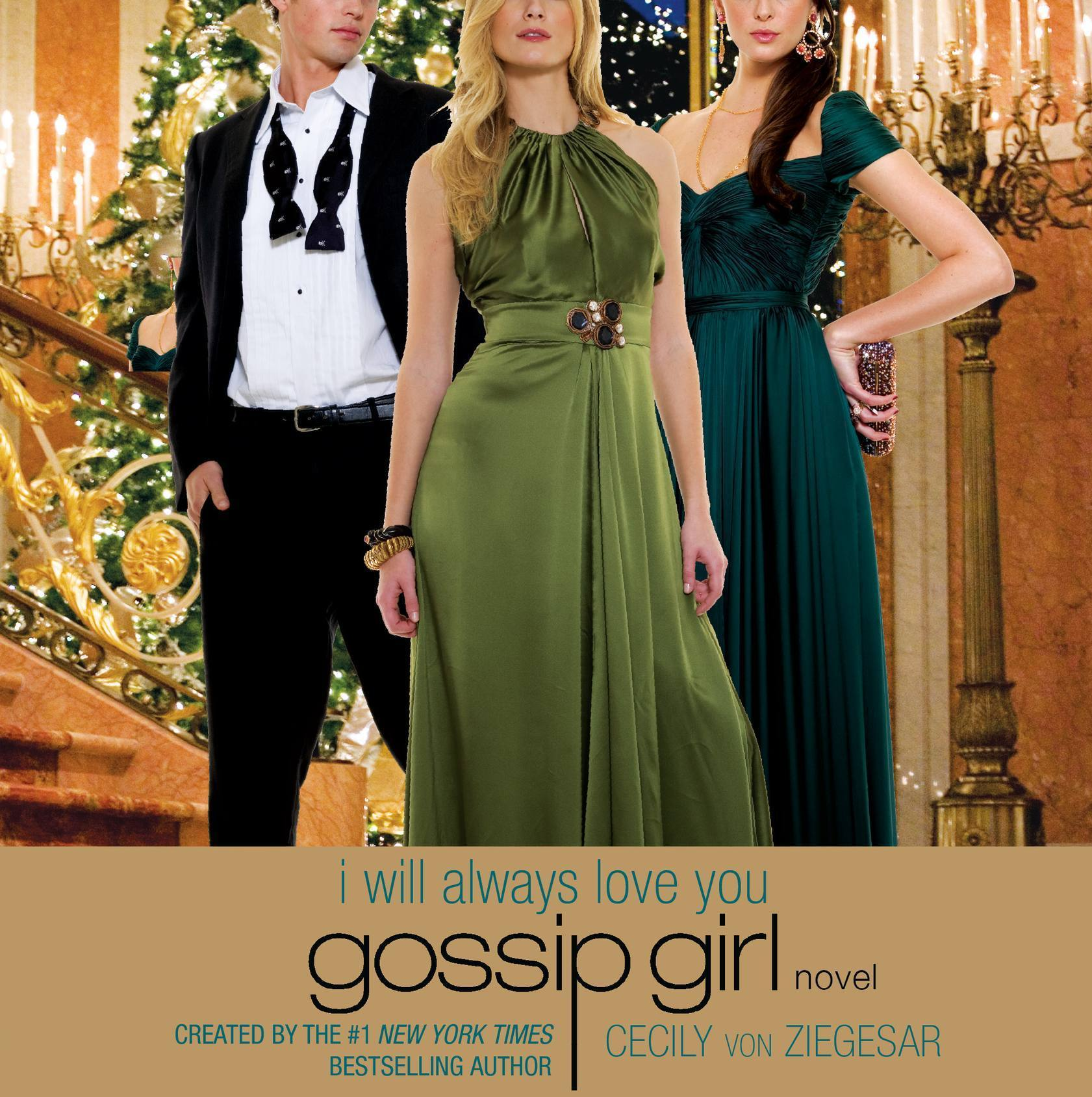 I Will Always Love You - Gossip Girl Book Series Photo