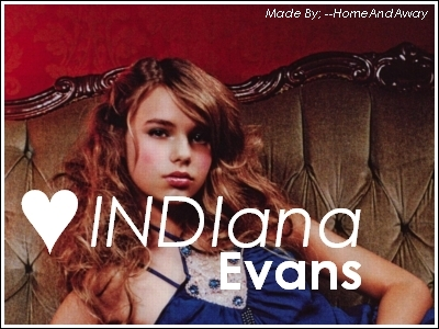Indiana Evans wallpaper with a portrait entitled Indiana Evans