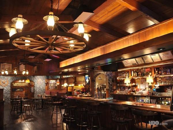 Inside Merlotte's