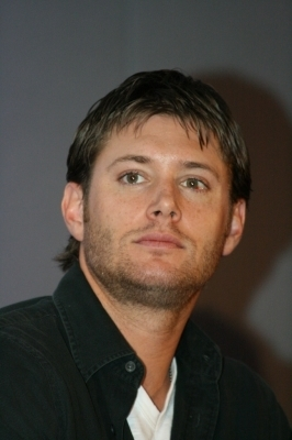 Jensen Ackles wallpaper containing a portrait called JENSEN ACKLES