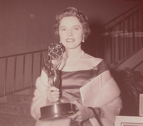 Jane Wyatt Wins Oscar