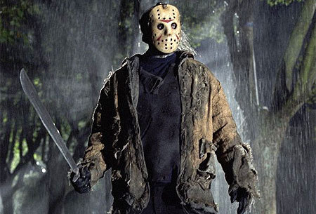 Film horror wallpaper titled Jason Vorhees