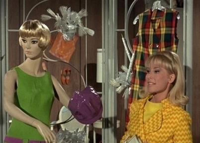 Jeannie Shopping