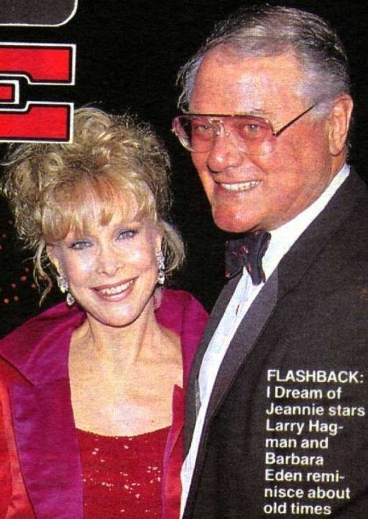 Jeannie & Tony 40 years on ... - i-dream-of-jeannie photo