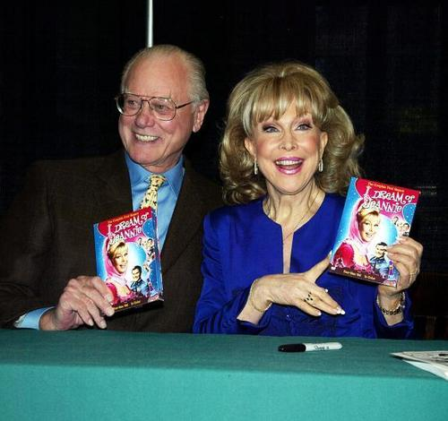 Jeannie & Tony: Still magical after 40 years - i-dream-of-jeannie Photo