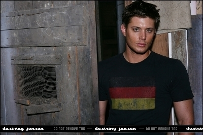 Jensen photoshoot