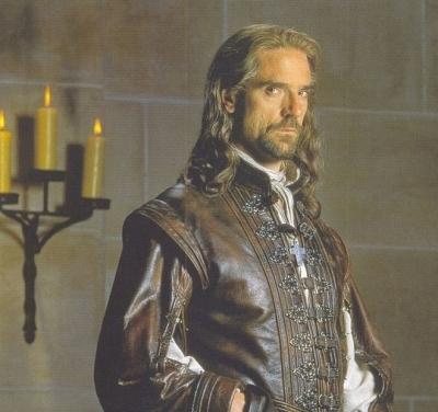 Jeremy Irons as Aramis