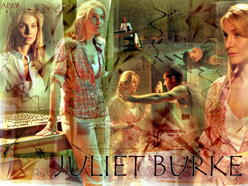Dr. Juliet Burke wallpaper probably containing a portrait titled Juliet