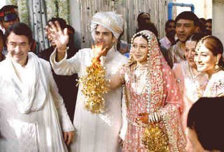 celeb weddings wallpaper entitled Karishma's Wedding