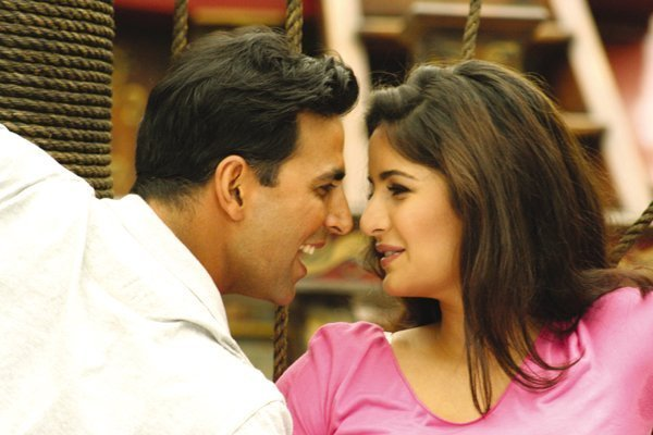 Katrina Kaif and Akshaye Kumar