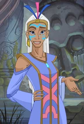 Kida - disney-leading-ladies Photo