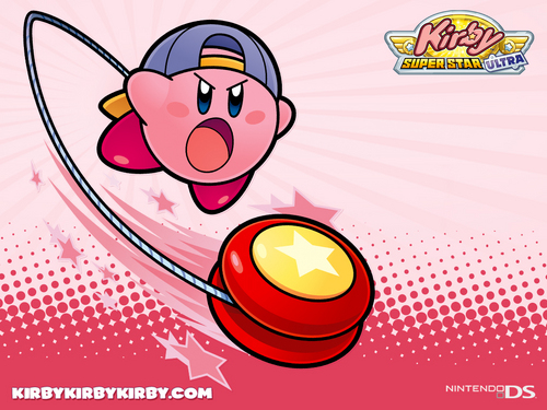 Kirby Super ster Ultra