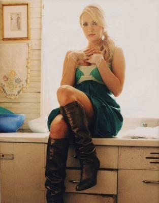 Kristin Barlowe Photoshoot