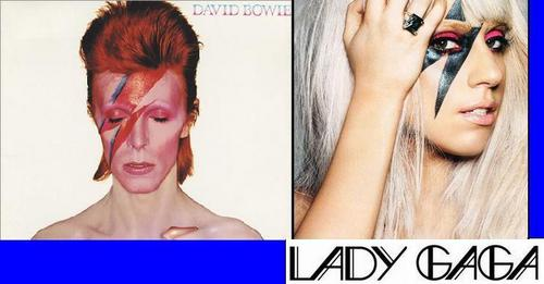Lady GaGa vs. David Bowie