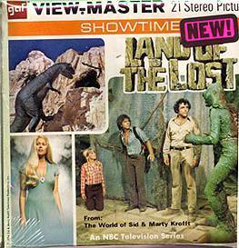 Land of the Lost collectibles