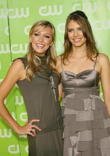 Lauren and Katie