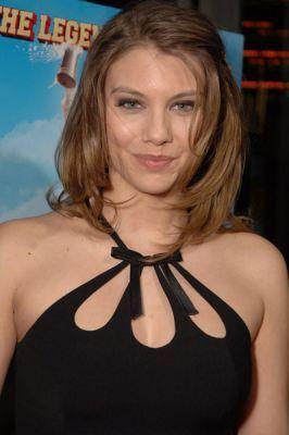 Lauren at the وین Wilder 2 Premiere