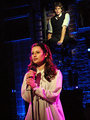 Lea Michele in Spring Awakening
