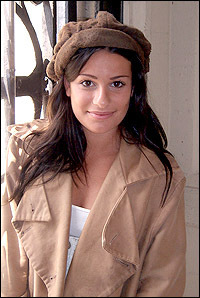 Lea in 'Les Miserables'