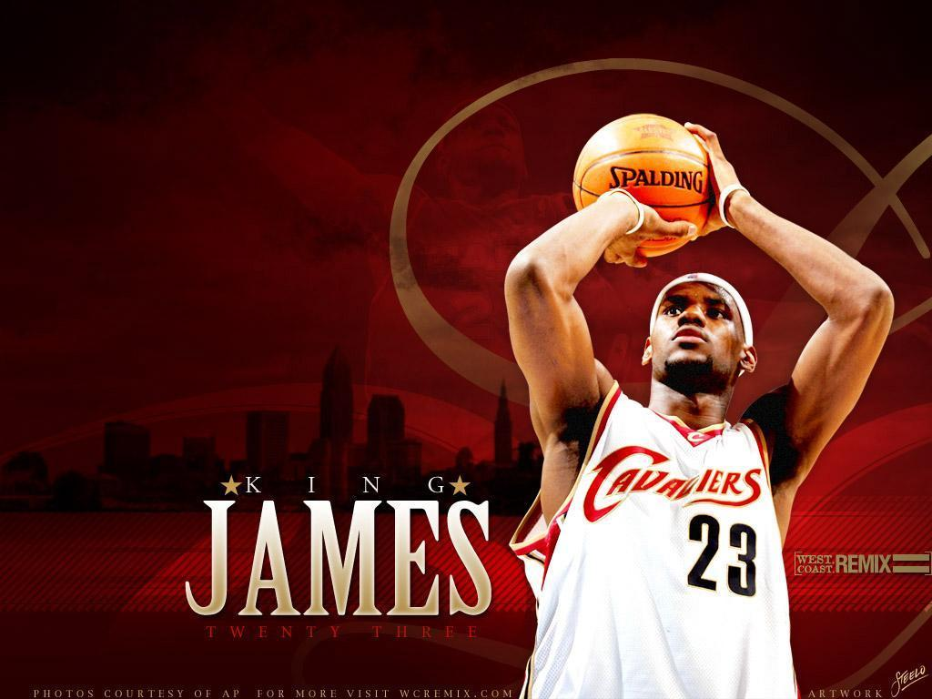 Lebron James  LeBron James Wallpaper 6477223  Fanpop