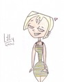 Lilly for Topez99 :) - total-drama-island fan art