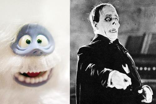 Lon Chaney/Abominable Snowman