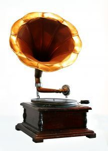 लंडन Gramophone