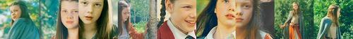 Lucy Pevensie Banner
