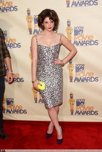 mtv movie awards 2009