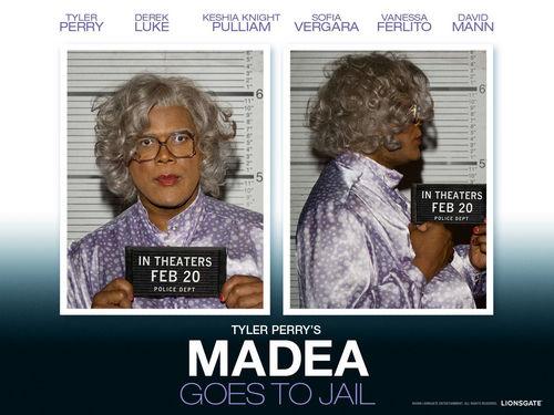 Madea >3