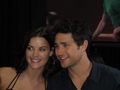 Mattie - jaimie-alexander-and-matt-dallas photo