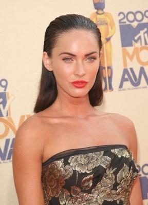 Megan @ 2009 MTV Movie Awards