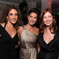 Melina Kanakaredes, Teri Hatcher and Dana Delaney