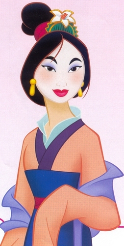 disney Leading Ladies wallpaper called mulan