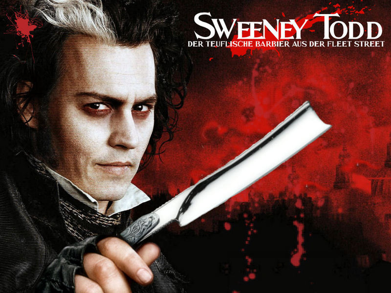 My German Wallpaper - Sweeney Todd Wallpaper (6438655) - Fanpop