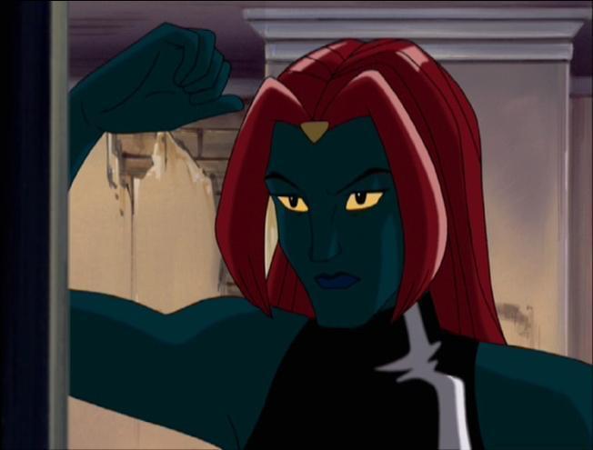 mystique x men wallpaper. Mystique - X-Men 652x495