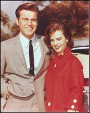Natalie Wood Hintergrund possibly with a business suit and a suit entitled Natalie and R.J.