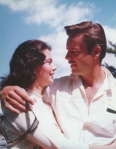 Natalie Wood wolpeyper called Natalie and R.J.