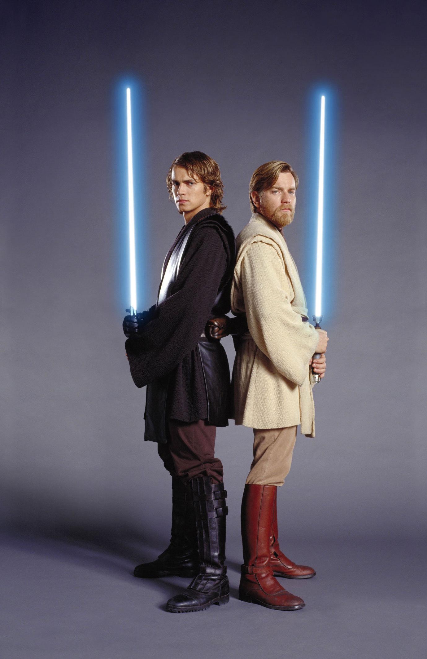 Anakin & Obi Wan