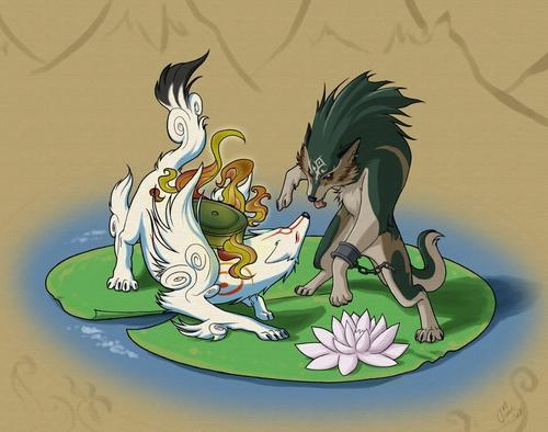 Ammy and Link