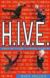 Original H.I.V.E. cover
