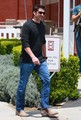 Patrick Dempsey Leaving Lunch In Brentwood - dr-derek-shepherd photo